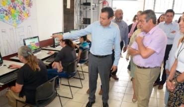 Brindaremos a la ciudadanía todas las oportunidades para superarse académicamente: Raúl Morón