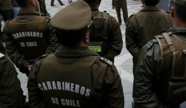 Carabineros encontró más de 25 bicicletas sin seguridad en edificio de Ñuñoa donde asaltantes pelearon con conserjes