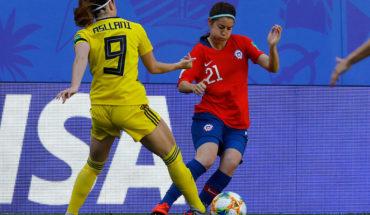 Chile debuta en el mundial femenino ante Suecia