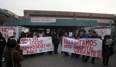 """Colapso del Hospital San José: """"Estamos pidiendo a gritos ayuda, que el Gobierno se haga cargo"""""""