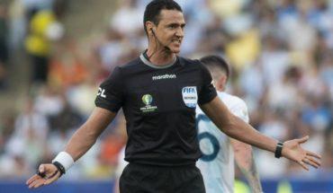 Colombiano Wilmar Roldán arbitrará semifinal entre Chile y Perú en Copa América