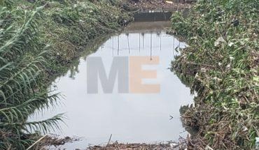 Colonos de Morelia urgen al Ayuntamiento haga limpieza del Dren Barajas