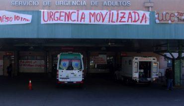 Comenzó instalación de modulos de campaña en el Hospital San José
