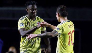 Copa América: Colombia gana a Catar con una brillante asistencia de James Rodríguez