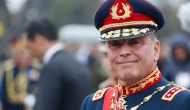 Corte Marcial rechazó recursos de amparo de ex comandante en jefe del Ejército