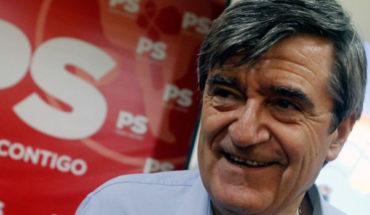"""Crisis del PS: Camilo Escalona llama a Maya Fernández a reconocer """"el resultado de la elección"""""""
