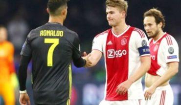 "De Ligt elige Juventus por Cristiano Ronaldo: ""Siempre quise ser él"""