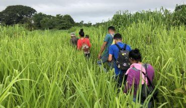 De Nicaragua a México, así se cruzan los retenes migratorios