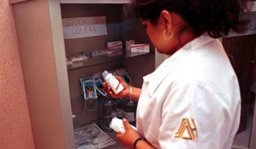 Declaran desierta 62% de la licitación para compra de medicamentos