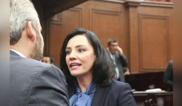 Descarta Adriana Hernández tintes políticos o presiones en el juicio político del ex auditor