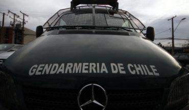 Desvinculan a seis funcionarios de Gendarmería tras fuga de reos en Colina 1