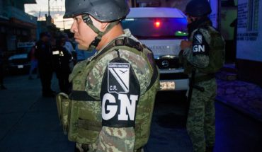 Detienen a 3 por venta de insignias falsas de la Guardia