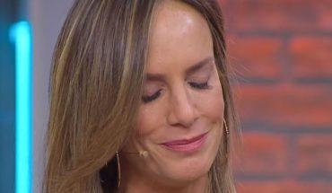 Diana Bolocco se emocionó hasta las lágrimas con carta de Cecilia