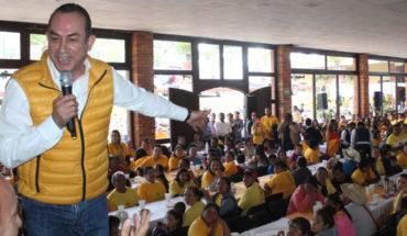El PRD,única opción ante un régimen autoritario y centralista: Antonio Soto