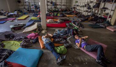 El gobierno nunca nos ha ayudado, dicen albergues de migrantes