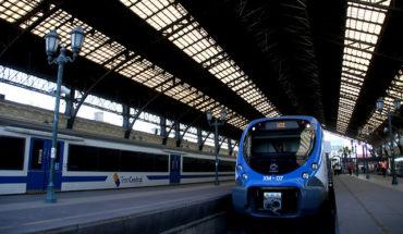 El tren como parte de la historia de Chile y desarrollo