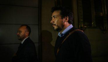 """Emiliano Arias tras declarar en la Fiscalía Nacional: """"Esto se basa en mentiras"""""""