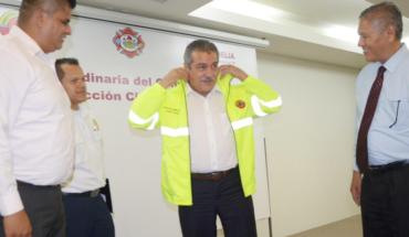 En Morelia estamos en condiciones para hacer frente a la temporada de lluvias: Raúl Morón