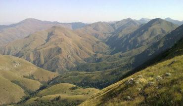 En Sudáfrica, encuentran materia extraterrestre en una roca