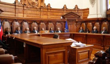 En dos semanas la Corte Suprema resolverá situación de jueces de Rancagua