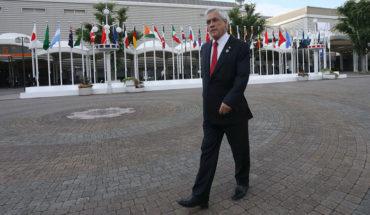En la cumbre del G20 Piñera pidió el fin de la guerra comercial entre China y EE.UU.