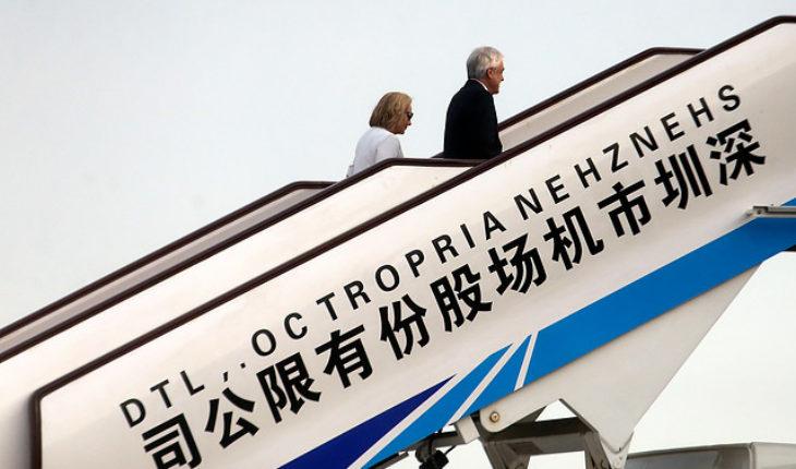 Encuesta Criteria: viaje de los hijos de Piñera a China desploma aprobación presidencial bajo el 30%