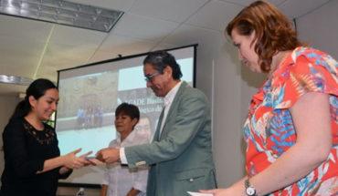 Entregan 169 becas a estudiantes nicolaitas del programa Verano de la Investigación Científica