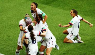 Estados Unidos avanza a semifinales en el Mundial femenil