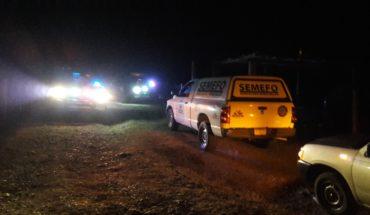 Evaden un retén de alcoholímetro y se accidentan, hay dos muertos y un par de heridos en LC, Michoacán
