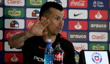 Gary podría ser reemplazado por Paulo Díaz ante Haití