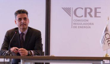Guillermo García Alcocer renuncia a la Comisión Reguladora de Energía