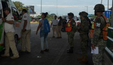 Hacienda lanza 9 denuncias por presunto tráfico de migrantes