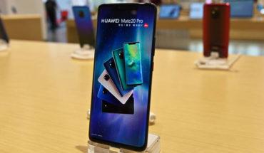 Huawei detiene la fabricación de nuevos teléfonos móviles