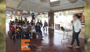 IMSS Realiza encuentro Juvenil en Uruapan