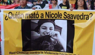INDH insta al Estado a realizar investigación rigurosa sobre crimen de Nicole Saavedra