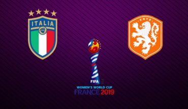 Italia vs Holanda en vivo online: Mundial Femenil 2019, cuartos de final