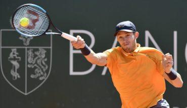 Jarry derrotó al 6 del mundo para avanzar a cuartos en ATP de s-Hertogenbosch