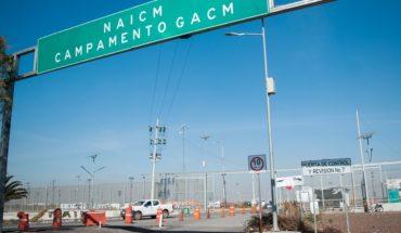 Juez da otra suspensión a colectivo contra cancelación del NAIM