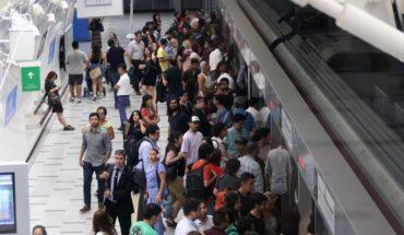 Línea 3 del Metro de Santiago recibió una nota 6,5 por parte de sus usuarios