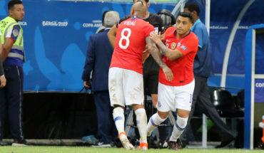La Roja enfrenta a Uruguay por el primer lugar del grupo C
