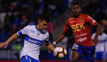 La UC no pudo con Unión Española e igualó sin goles en San Carlos