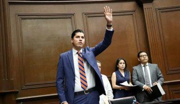 Llama Javier Paredes a autoridades cerrar filas para defender las ZEE