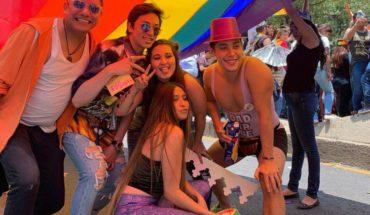 Marcha del orgullo gay celebra la diversidad, pero también pide tolerancia
