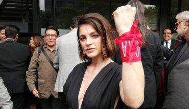 Mujeres de cine y TV lanzan iniciativa #YaEsHora durante Ariel