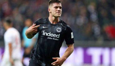 Ni Cristiano, ni Messi: Luka Jovic revela a su verdadero ídolo del fútbol