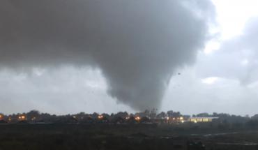tornados chile