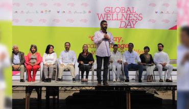 Pátzcuaro, SEDE del Global Welness Day