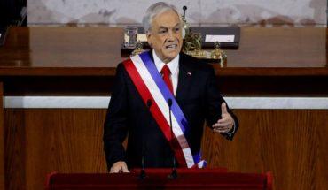 Piñera dijo que respetará acuerdo con la DC y defendió reducción del número de parlamentarios