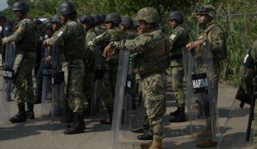 Policías se quejan porque quieren seguir como fifís: INM