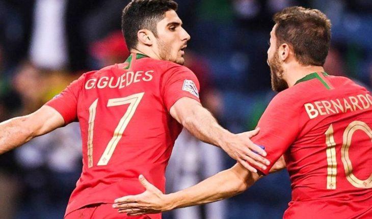 Portugal vs Holanda: Guedes le da a los lusos el título de la UEFA Nations League